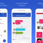 Google messenger con RCS